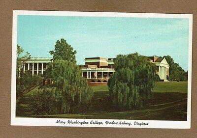Fredericksburg,VA Virginia, Mary Washington College circa 1960