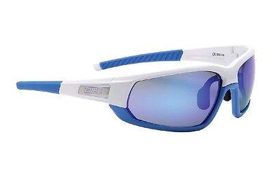 New BBB BSG-45 Adapt MLC sunglasses, White/Blue