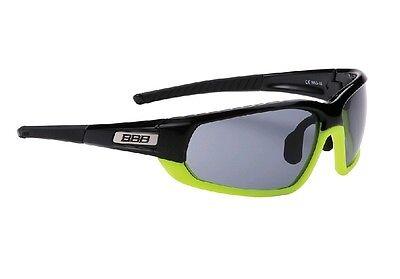 New BBB BSG-4512 Adapt sunglasses, Black/Neon