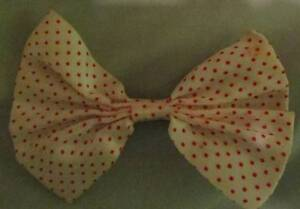 Girl's Bow Hair Clip Campbell North Canberra Preview