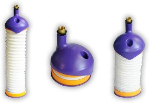 The ORIGINAL BUKKET, World Famous & Patented Bukket, New Various Assorted Color