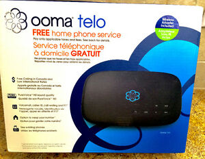ooma telo VOIP Phone System - Brand New Sealed Box