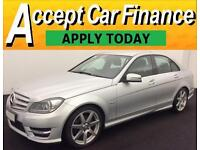 Mercedes-Benz C180 MY AMG Sport FROM £57 PER WEEK