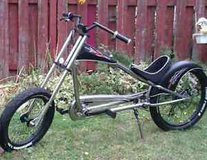 Velo Chopper bike