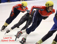 Learn to Speed Skate