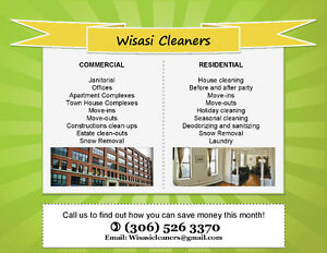 WISASI CLEANERS