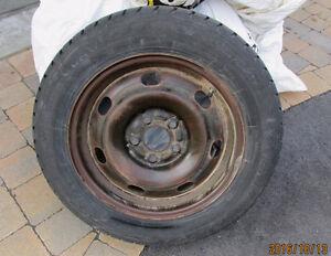 Snow Tires/Pneus d'hiver