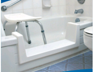 TUB TO SHOWER CONVERSION KIT