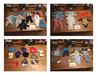 HUGE lot of brandname boys kids clothes (6M to 2T)