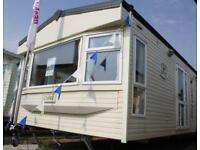 Cosalt Capri static caravan at Coopers Beach, 45 mins from chelmsford