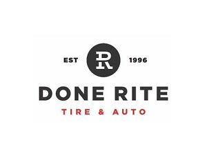 30% off ALL tires!