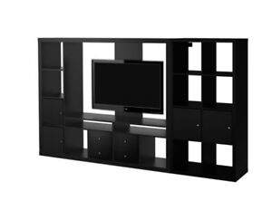 IKEA TV unit and shelf for sale