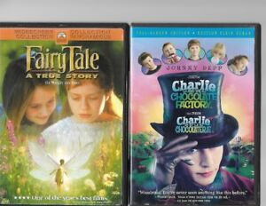 20 DVDs for Children, Young Adults