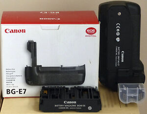 As new Canon EOS 7D Mark 1 body with add-ons London Ontario image 5