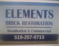 Elements Brick Restoration.