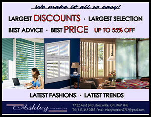 Ashley Interiors unique services