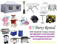 Tents,chairs,Tables Rent