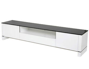 Corbu TV stand media console from Mobler