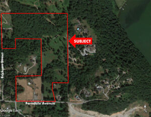 For Sale 64 Acres can be rezoned to 190 - 1/4 acre parcels