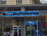 Position at Photography & Framing Store