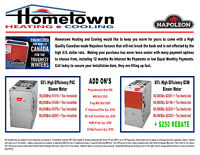 CANADIAN MADE FURNACES INSTALLED - SHOP LOCAL