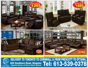 Couches, Chairs, & Sectionals - GFM