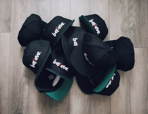 Custom Snapback Embroidery bundle