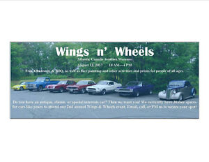 Wings n' Wheels EVENT