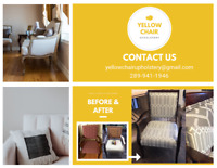 Upholstery Services - Affordable and Reliable