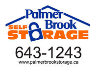 NOW OPEN - Self Storage in Quispamsis