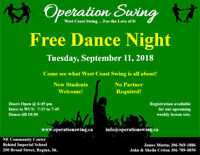 FREE Dance Night with Introductory Lesson