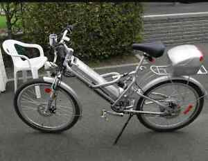 Strong GTS 210 electric bike