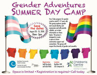 Gender Adventures Summer Day Camp