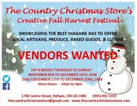 VENDORS WANTED FOR UNIQUE OPPORTUNITY