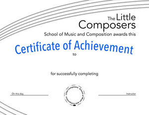 FREE Course Teaches Children (age 6+) How To Compose Music Prince George British Columbia image 2