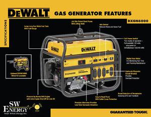 "Generlink Transfer Switch & Honeywell Generator ""In Stock"" St. John's Newfoundland image 4"