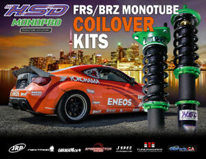 FRS BRZ HSD COILOVERS