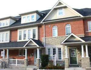 Renovated Move-In Ready Condo Townhouse In Central Ajax!!
