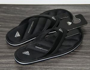 Men's Adidas - Zeitfrei FitFOAM Thong Sandals  - Size 10