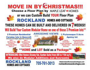 Move in by Xmas!! 3 lots to choose from. Build your Plan!!