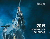 2019 Songwriter Calendar