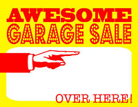 Garage Sale In Guelph