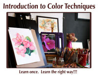 INTRODUCTION TO COLOR TECHNIQUES