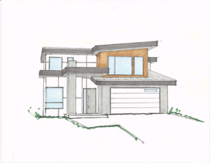 Ocean view lot 160th &8th ave (south surrey)