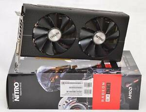 Sapphire RX 470 8GB Nitro Graphics Card Margate Redcliffe Area Preview