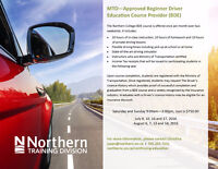 MTO - Approved Beginner Driver Education Course Provider (BDE)