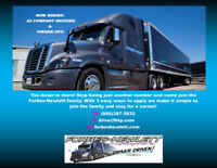 AZ Truck Drivers for Company & Owner Ops