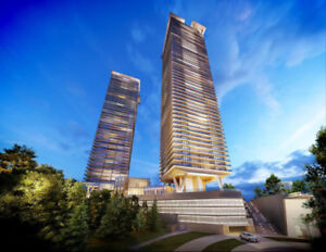 VIP access to Concord Brentwood Hillside East Tower 3 & 4 Hub