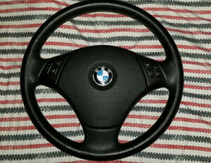 2006-2011 BMW e90 non-sport steering with airbag