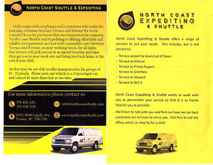 Reliable & cheap transportation services for northern BC cities